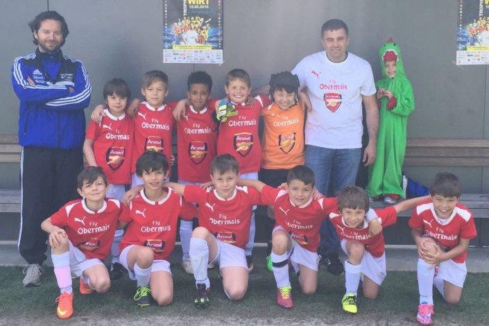 Champions Day in Vahrn