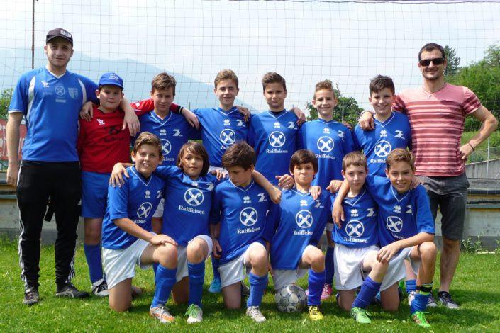 U11 Blau Meisterschaft ist zu Ende