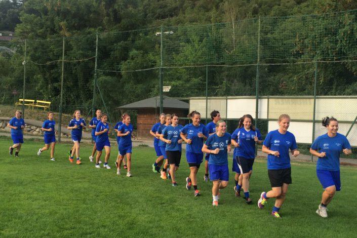 FC Obermais Damen 2016-17