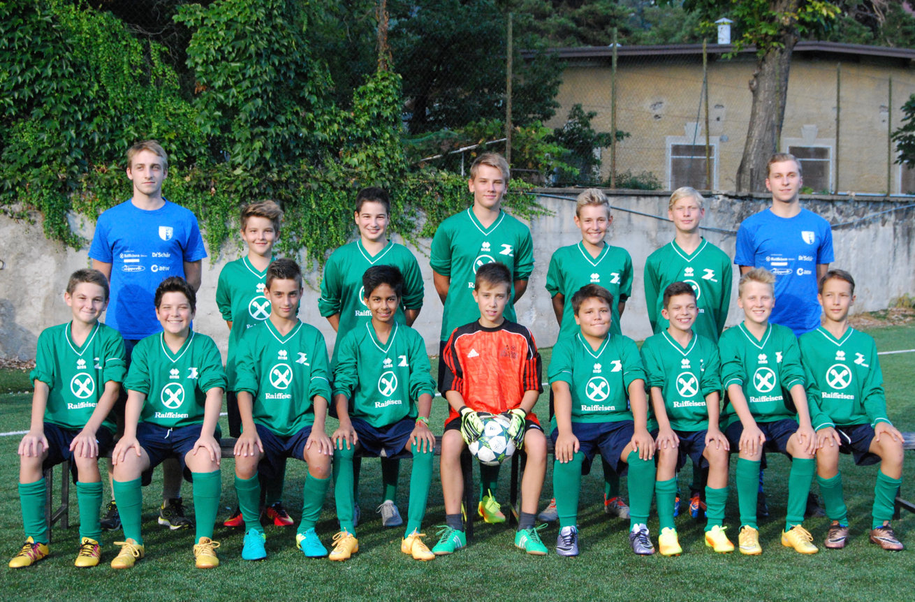VSS U13: erster Meisterschaftssieg gegen Juniorteam Passeier