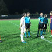 Oberliga: Glücklicher Sieg am Mittwoch Abend