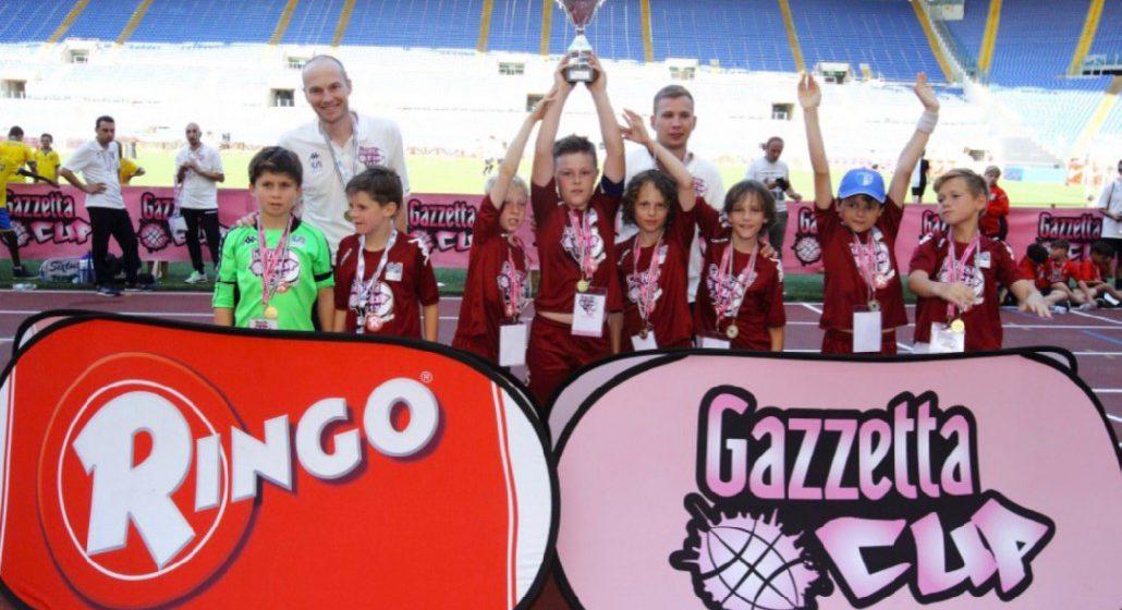 Gazzetta Cup in Rom