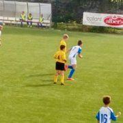 Jugend 9 vs 9 holt 2. Sieg