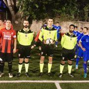 FCO schenkt Georgen 3 Punkte