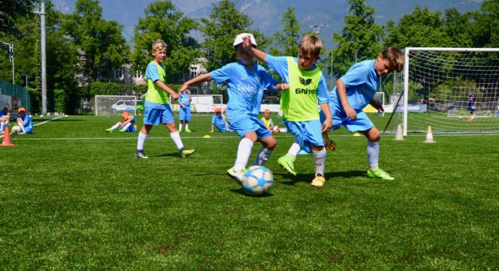 FCO Fielmann Fussball Camp