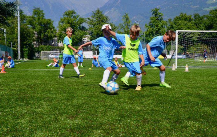 FCO Fielmann Fussball Camp