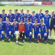 B-Jugend gewinnt souverän die regionale Meisterschaft