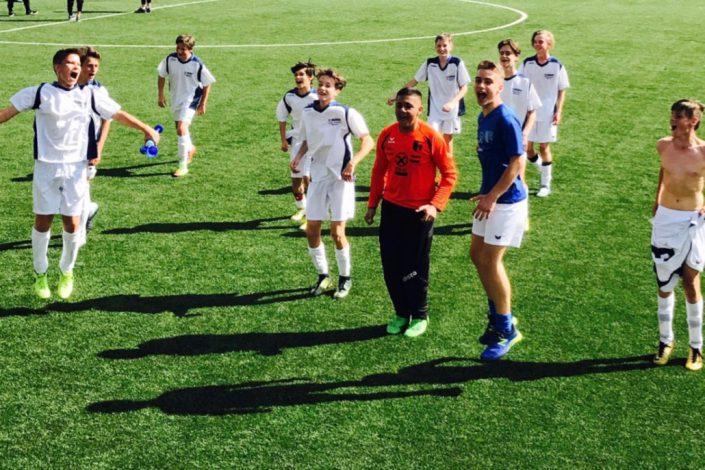 B-Jugend Prov. 2004 gewinnt Derby